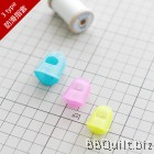 Rubber thimble|finger tip protectors|for needle sewing|3 Sizes