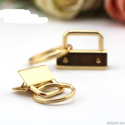 Key Fob hardware with Key Ring|3 colours