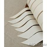 DIY Label|Blank Cotton Label|Ivory Plain Cotton Ribbon
