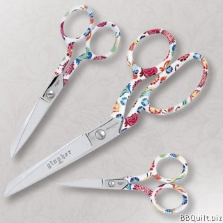 Gingher 2013 Limited Edition 'Julia' Designer Series Scissors|Made in Italy
