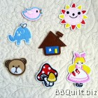 We are family Embroidery Applique Patch Sew Iron Badge