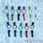 #5 Metal zip sliders Puller 11 colours