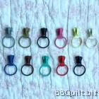 #5 Metal zip sliders|Big Ring Puller|11 colours