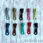 #5 Metal zip sliders|Doughnut Pullers|11 colours
