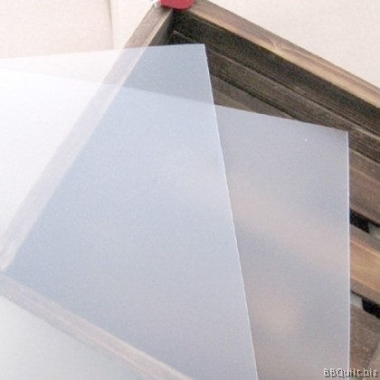 DIY Craft Supplies|A4 size Transparent PVC Sheet