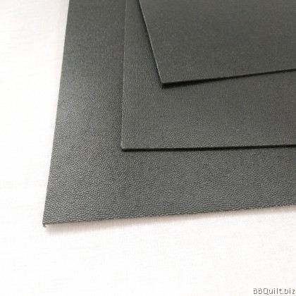 DIY Craft Supplies|Black PE Sheet Bag Base Shaper|3 Sizes