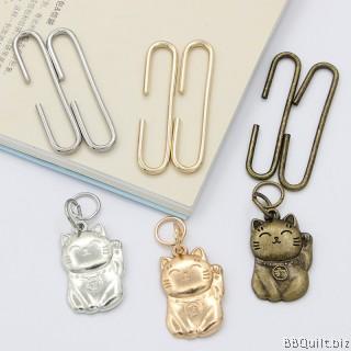 The Beckoning Cat Onigiri Coin Purse Frame|Maneki-neko Clasp|3 Colours