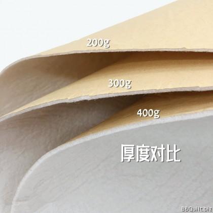 200g/300g/400g Self Adhesive Batting|Compressed type