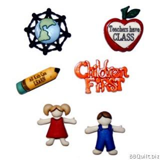 Children First Dress It Up Buttons
