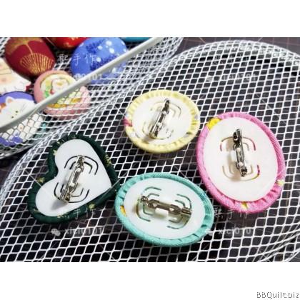 DIY Accessories Brooch Base|Brooch Pin 5 Styles