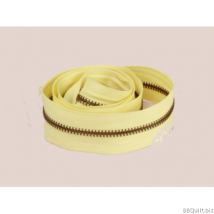 #3 Metel Zipper Continuous Zipper Chain|Zipper by the Meter|10 colours