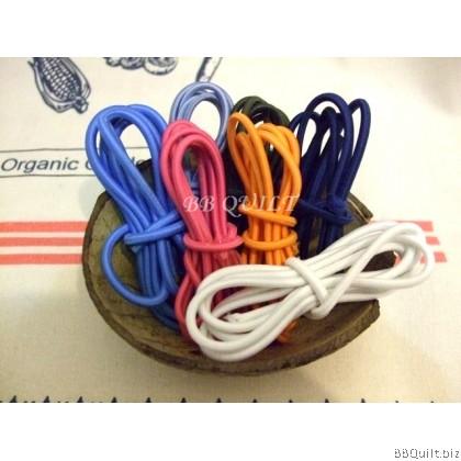 2~3.5mm Round Elastic Cord|Elastic String