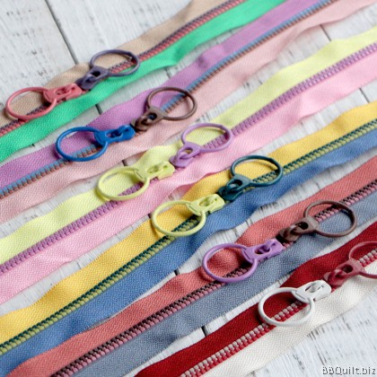 #3 Lollipop Metal zip sliders|Big Ring Puller|16 colours