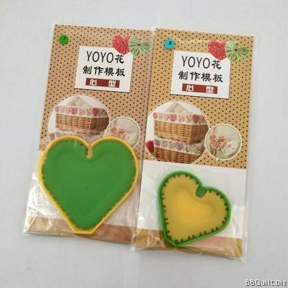 Heart & Flower Shape Yo-Yo Makers